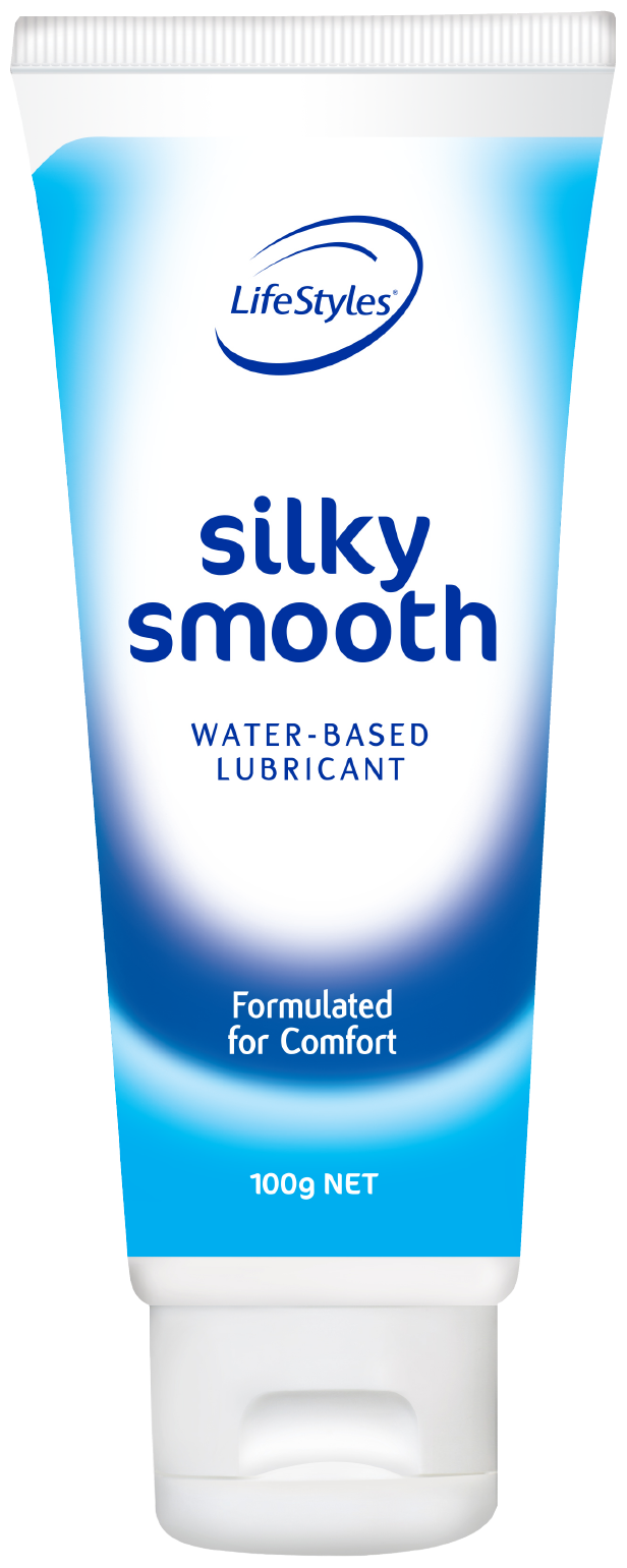 Lifestyles silky smooth lubricant
