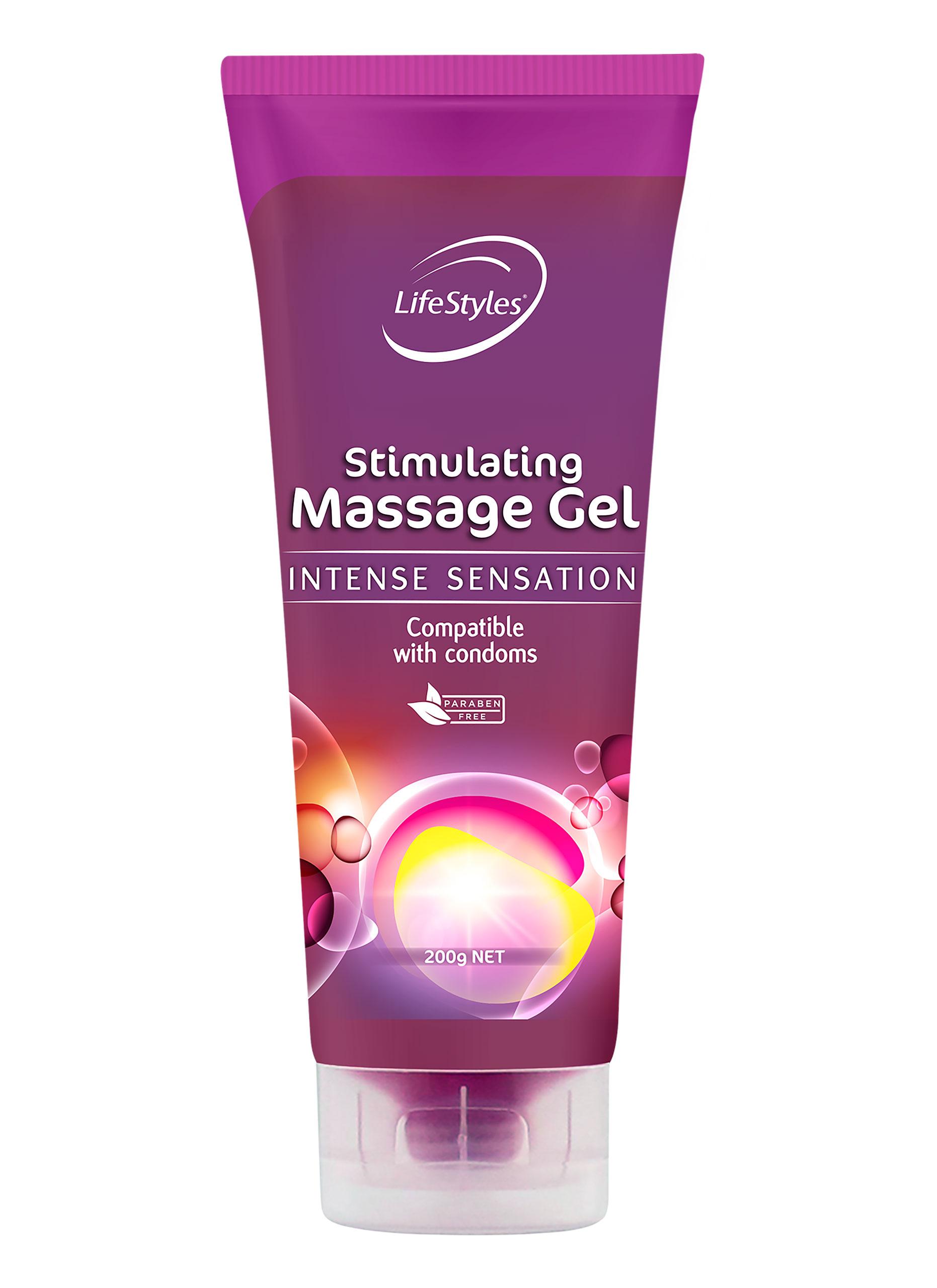 Stimulating Massage Gel