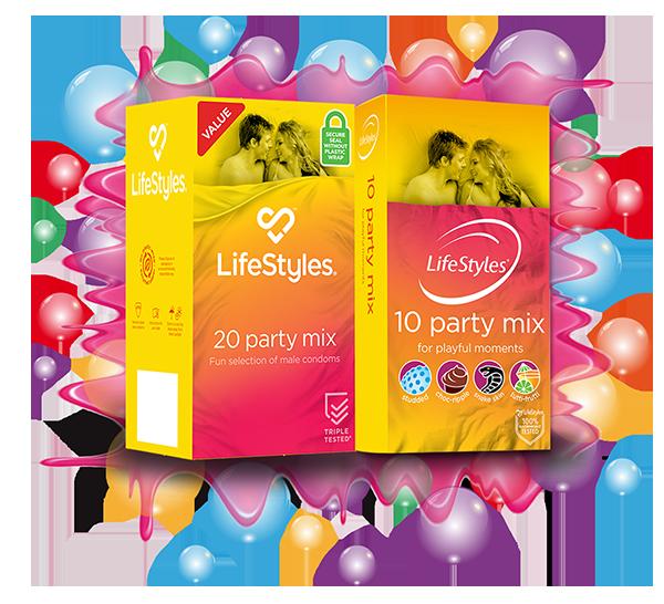 lifestyles bubble pack